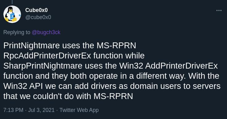 PrintNightmare Network Analysis 14