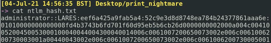 PrintNightmare Network Analysis 15